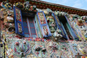 8-La Maison Picassiette, Chartres, France