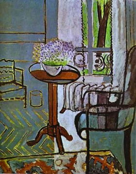 9-Henri Matisse - The Window