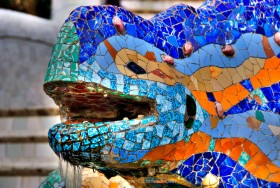 9-also at Parc Guell