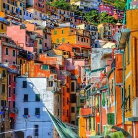 1-Riomaggiore - Cinque Terre, Italy