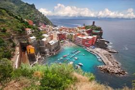 5-Italy, Cinque Terre, Vernazza