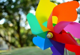 6-Rainbow Wheeee