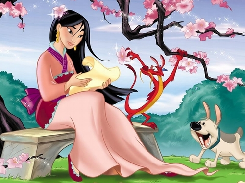1-Magical Mulan