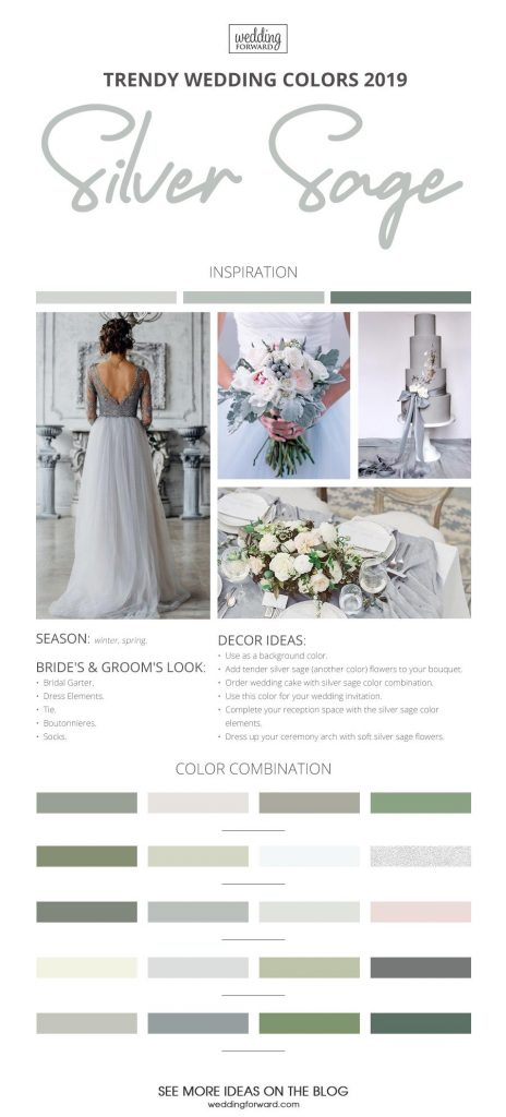wedding colors