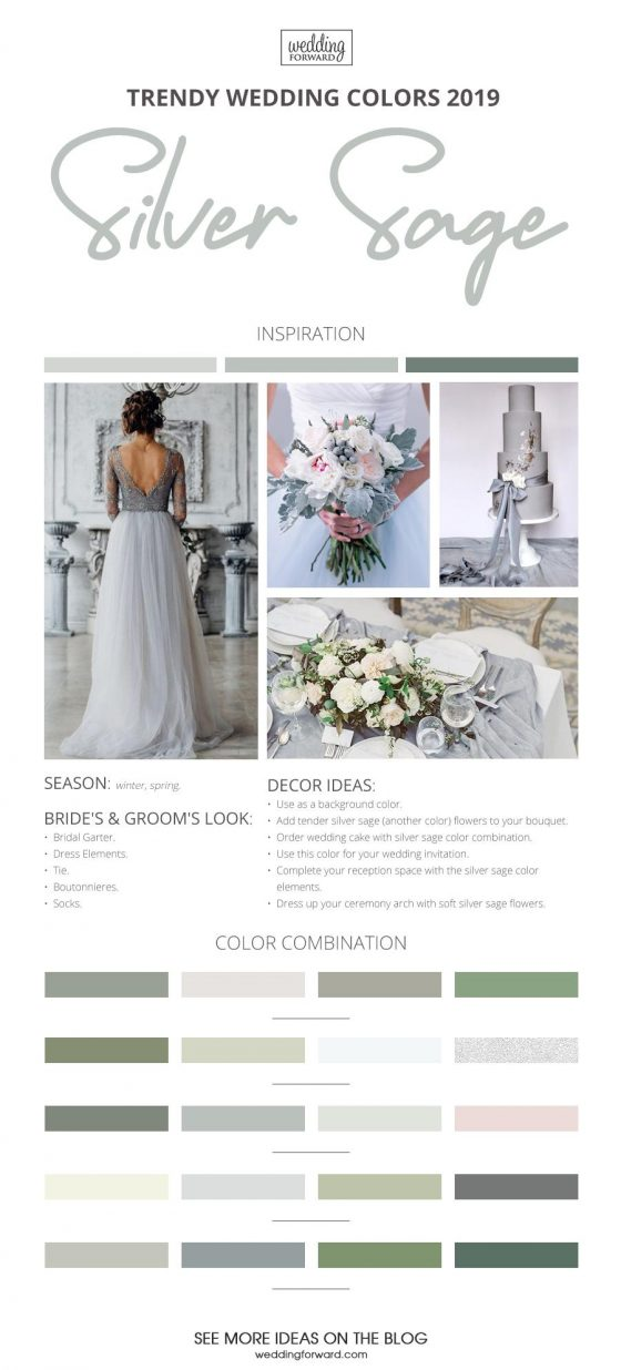 TRENDING COLORS IN 2019 TO USE ON YOUR WEDDING WEBSITE