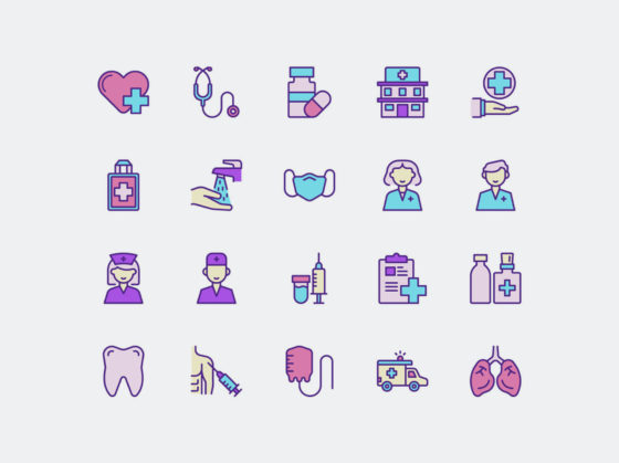 Health Icons Pack