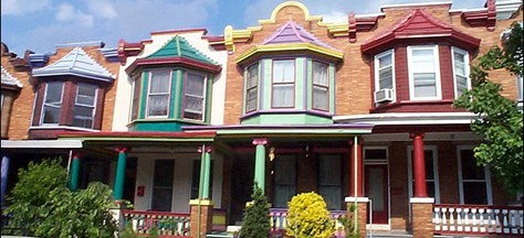 At Home with Five Decades of Color in the US