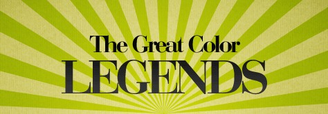 11 Great Color Legends