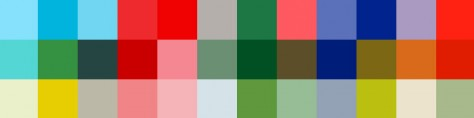 Flags of the World by Color Usage