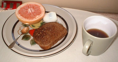 (Colorfully) Part of This Complete Breakfast