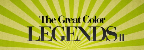 13 More Great Color Legends