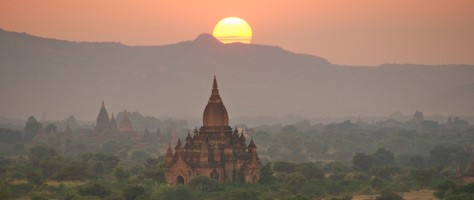 Landmark Colors: Burma (Myanmar)