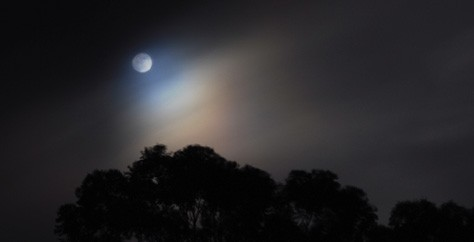 Moonbows: Colors of the Night