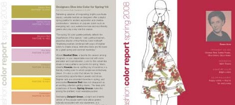Spring Pantone Color Trends: Fashion and Accessories