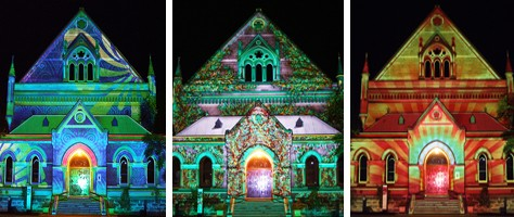 Color From The Adelaide Festival: Northern Lights