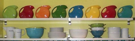 Cooking Inspiration: The Colorful Kitchen