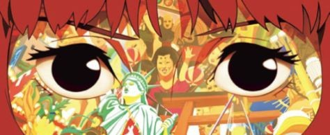 The Cinematic Color Palette: Satoshi Kon's Paprika