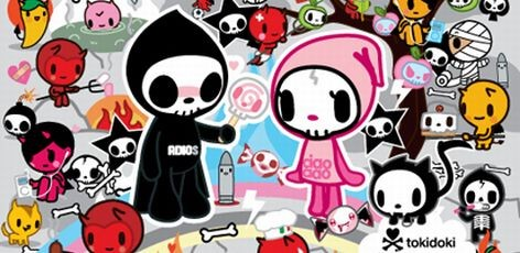 The Art Of Tokidoki