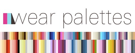 The Colors Of wear palettes
