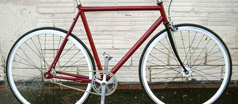 Color Inspiration: Fixed-gear Bikes