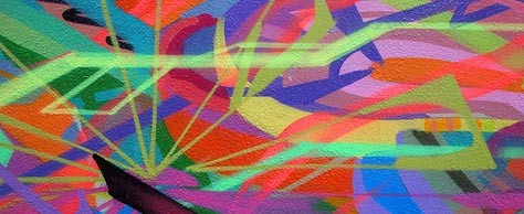 Color Inspiration: Graffiti