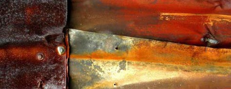 The Colors Of Corrosion: Rusty Palettes
