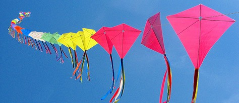 Color Inspiration: Kites