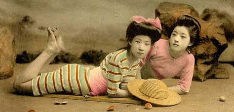 Classic Colors: Japanese Hand-Colored Photos