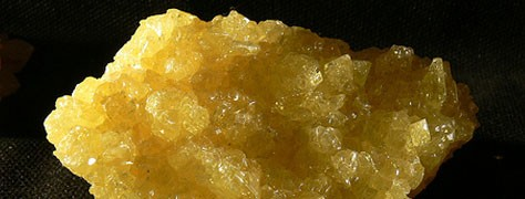 Color Inspiration: Yellow Minerals