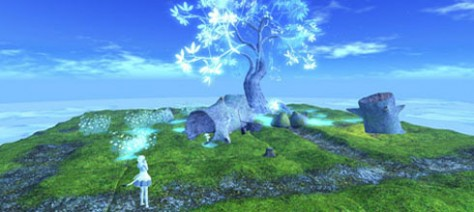 Color Inspiration From The Virtual Worlds Of Second Life