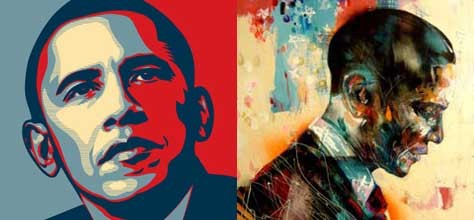 Color & Design In Politics: Obama