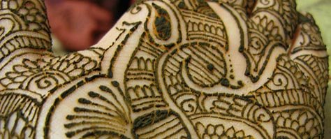 The Colorful Art Of Mehndi