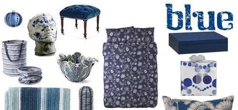 Interior Design Trends: Blue