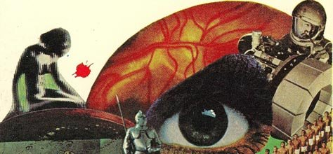 Vintage Color &amp; Design: Sci-fi Book Art