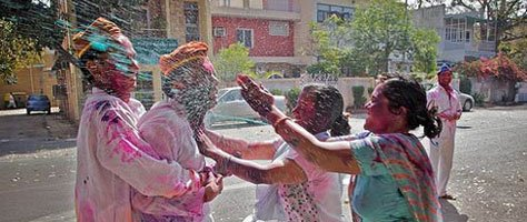 Holi: Life, Joy & Color