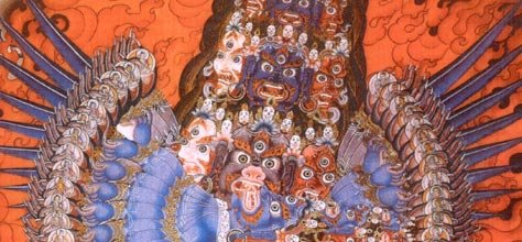 The Colorful Art Of Thangkas