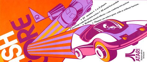 Vintage Color & Design: 70's & 80's Arcade Graphics