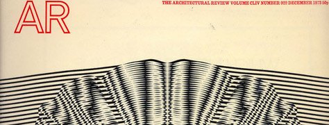Vintage Color &amp; Design: The Architectural Review