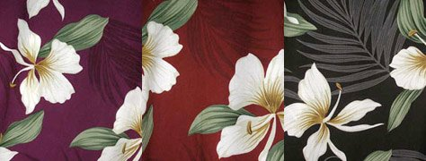 Color Inspiration: Aloha Shirts