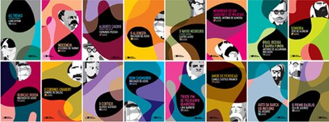 Color Inspiration from AIGA's 50 Books/50 Covers