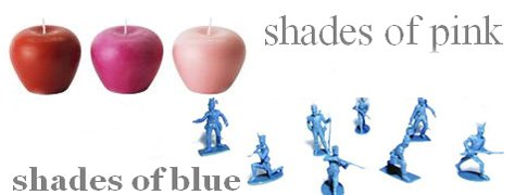 Interior Design Trends: Shades of Pink & Blue