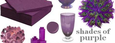 Interior Design Trends: Purple