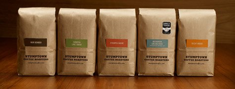 Color Trends: Coffee Packaging