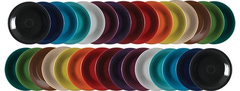 Colorful Histories: Fiesta® Dinnerware
