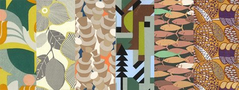Vintage Color & Design: Textiles