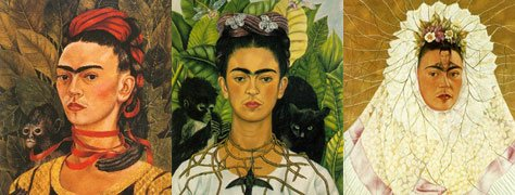 The Colors Of Frida Kahlo