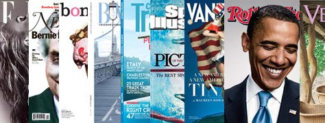 Color Trends: Best Magazine Covers of 2009