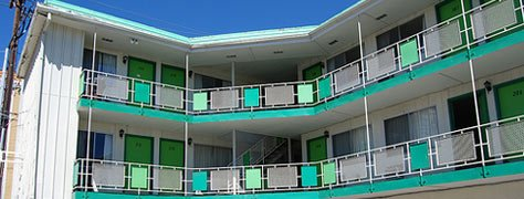 Color Inspiration : American Motels