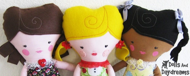 Small Business Model - Etsy PDF to Print: Featuring Dolls and Daydreams