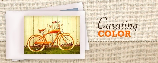 Color Curating: Orange